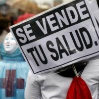 Radiografía da privatización sanitaria en España
